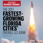 ​Here's how Orlando ranks among the fastest-growing U.S. cities