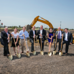 Stream Realty and McCombs break ground on huge new business park