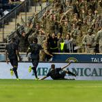 Presenting sponsor signed for Army-Navy Cup