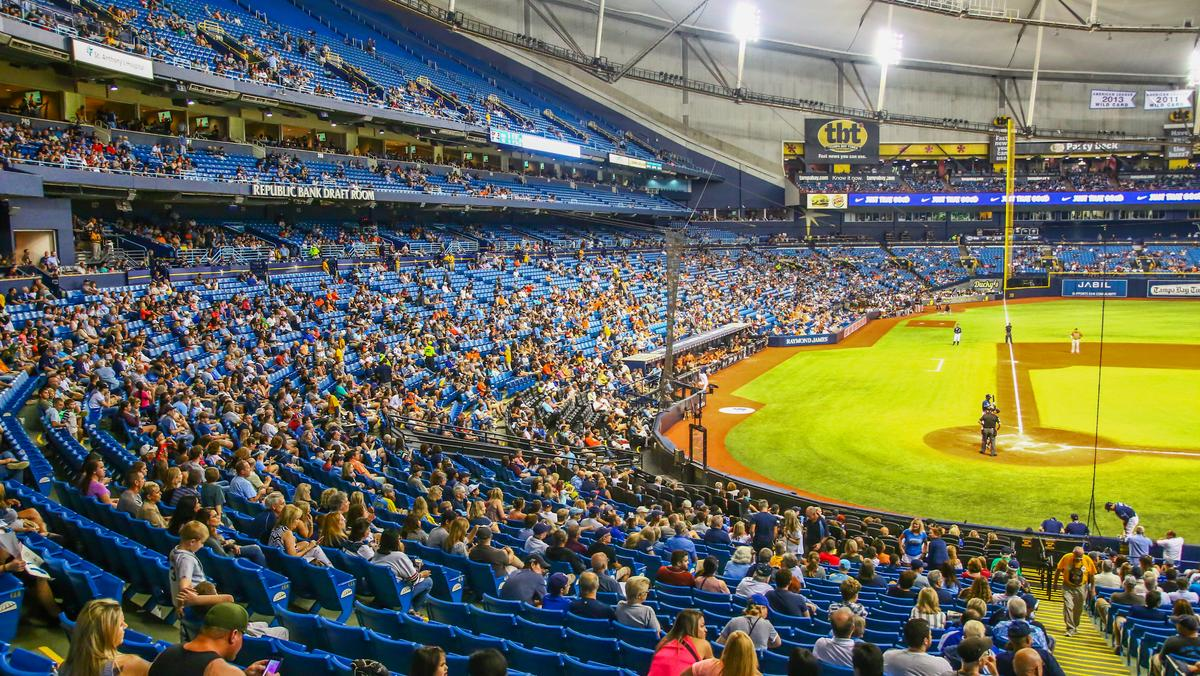 12++ Tampa Bay Rays Stadium