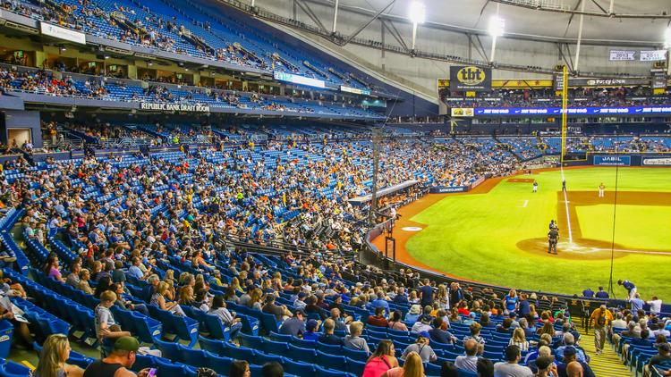 here 39 s how far the tampa bay rays have come after 10 years of stadium debate tampa bay. Black Bedroom Furniture Sets. Home Design Ideas