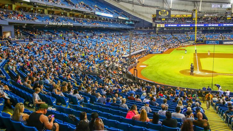 Tampa Bay Rays to renovate Tropicana Field, reduce seating
