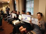 U of L faculty protest closed presidential search; SACS probation almost resolved