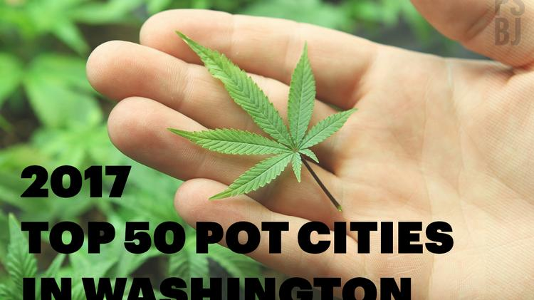 Washington State Sales Tax 2017 >> These 50 Washington Cities Made The Most From Marijuana Sales