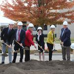 ProHealth breaks ground on heart center, strives to remain independent