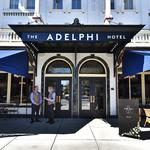 Adelphi Hotel reopens after $28 million renovation