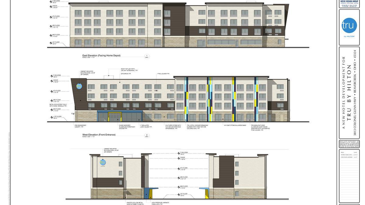 Tru By Hilton Hotel Coming To Beavercreek Dayton Business Journal