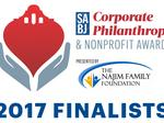 SABJ announces finalists for 2017 Corporate Philanthropy & Nonprofit Awards