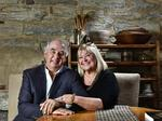 Meet the couple that stocks your favorite restaurants, and stars in a TV show
