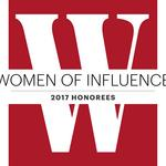 Meet the 14 Women of Influence honorees for 2017