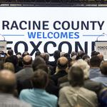 Foxconn, local reps sign $764M incentives deal for massive Mount Pleasant factory