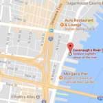 Delaware River pier, home to Cavanaugh's, is sold