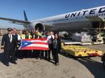 United Airlines stepping up to help relief effort in Puerto Rico