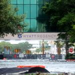 Hurricane-battered Hyatt Riverfront to remain closed through busy event month