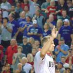 Excitement builds at Chase Field as Diamondbacks play in postseason wild card game