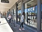 See inside West Elm's new store in Stuyvesant Plaza