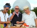 Want to open a restaurant? Top chefs serve up seasoned biz advice at Epcot's Food & Wine Festival (Video)