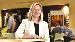 Emily Reilly's once in a lifetime chance with GlobalFoundries