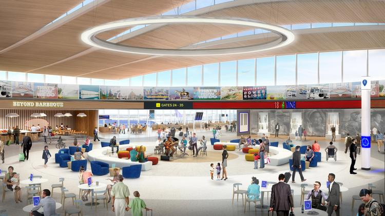 Aviation Department starts search for new KCI's food