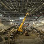 See latest in construction of Milwaukee Bucks' new arena: Slideshow