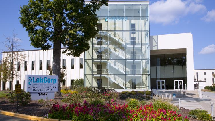 Lawsuit claims LabCorp in Burlington violated a federal act