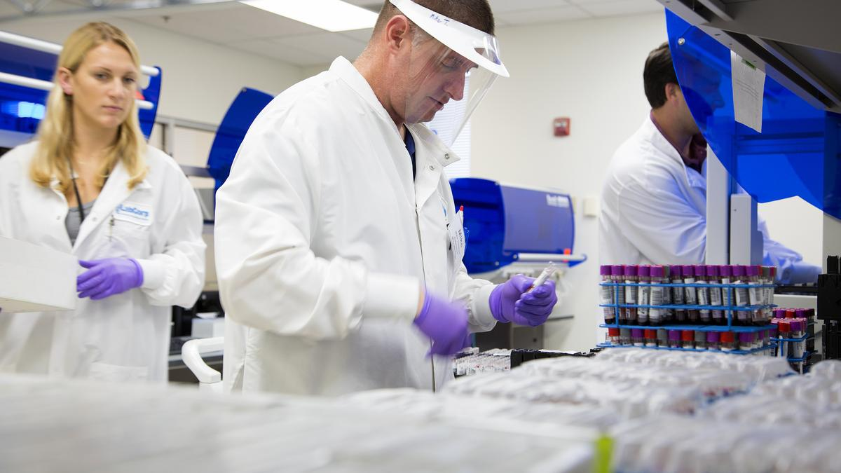 LabCorp in Burlington acquires Sciformix Corp in move to expand its