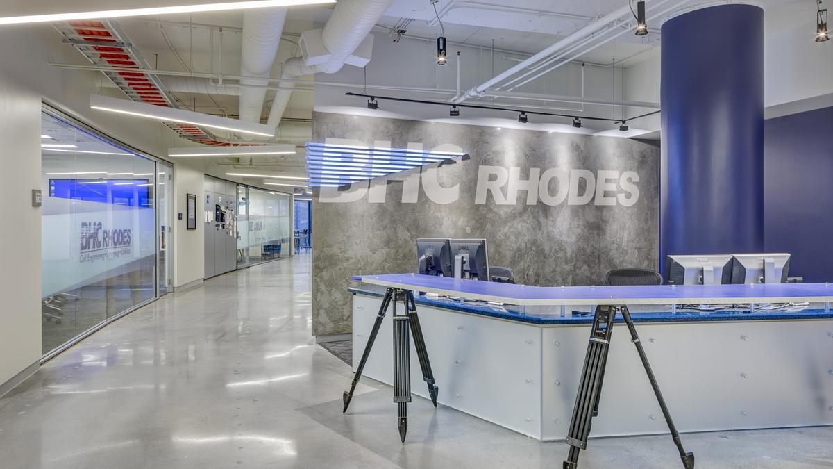 Kc 39 s coolest office spaces meet the division 4 for Office design kansas city