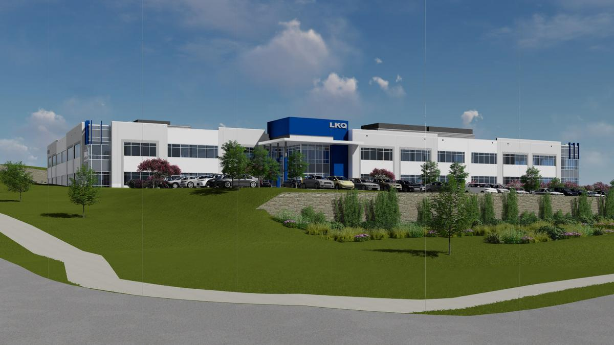 Metro Auto Parts >> First look: Fortune 500 company's Antioch expansion ...