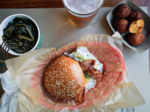Burger joint sets opening date for Southside mixed-use building