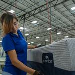 Photos: Serta <strong>Simmons</strong> expands Houston footprint with new manufacturing plant