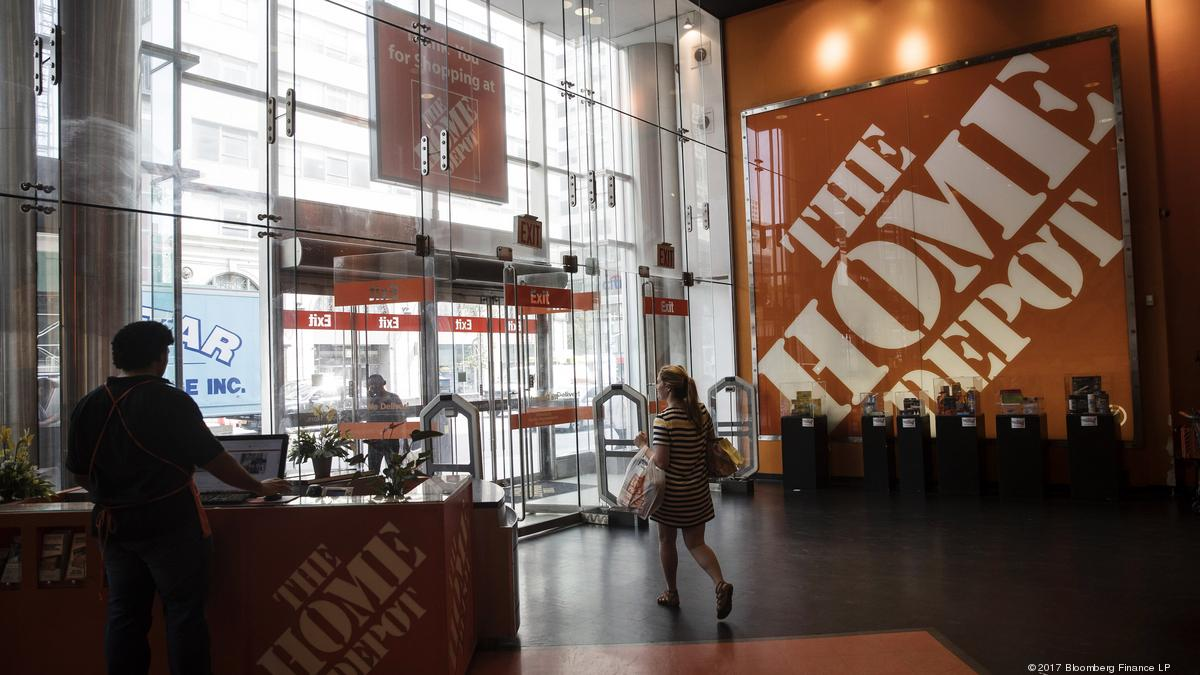 Report Home Depot Amazon May Go Head To Head Over Shipping Giant