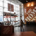 Report: Home Depot, Amazon may go head-to-head over XPO Logistics