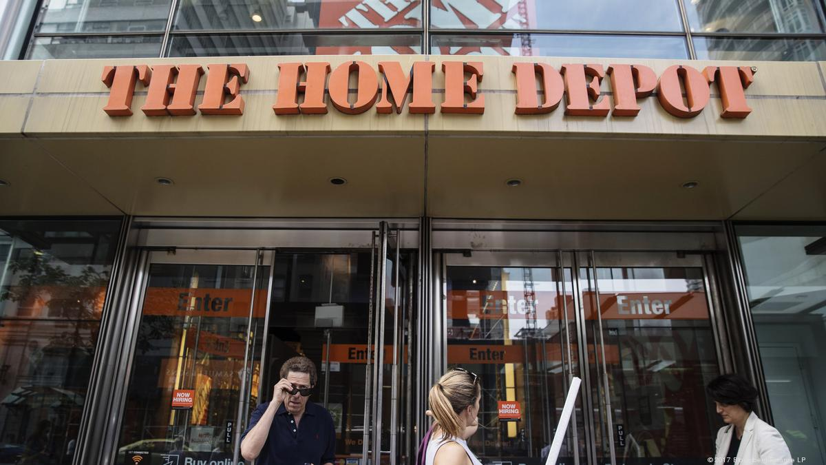 Home depot bolsters online d cor aim by acquiring the for Shop home depot