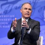 EPA chief: <strong>Obama</strong> climate change policy 'going away'; approves Arizona plan for haze, coal plant