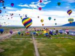 Balloon Fiesta attendance ticked up, but didn't break record