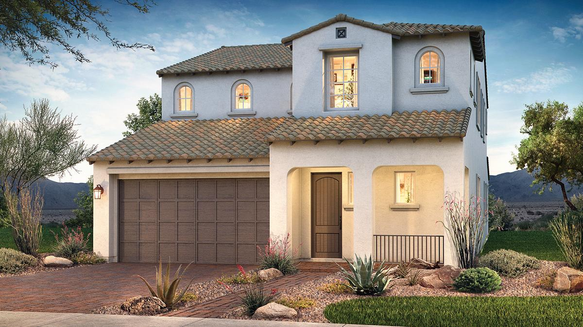 New Homes At Recker And Ray