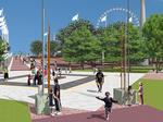 New images released of massive Centennial Olympic Park makeover (Slideshow) (Video)