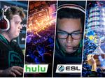 Hulu gets into e-sports business with 4 ESL series