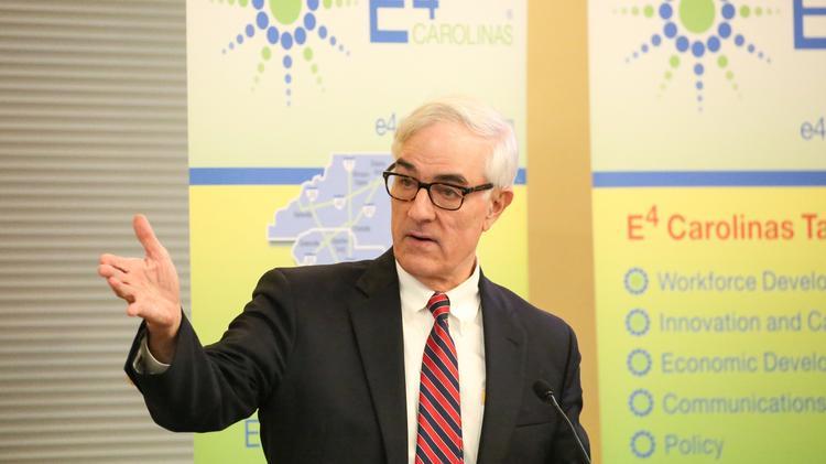 N C Utilities Commission Chair Ed Finley Says Coal Ash