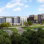 Next to GMU, student apartments and modern affordable units could replace aging complex