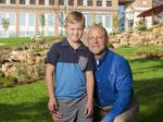 With inspiration from his son, Barry Haith takes the lead on Down syndrome awareness
