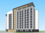 Dunwoody office/hotel project moves forward (New renderings)
