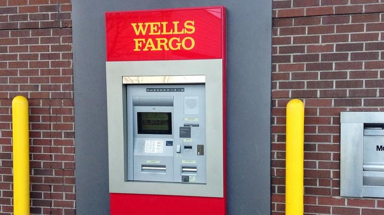 Approximately 40 percent of Wells Fargo ATMs can now work with cell phones through near-field communication.