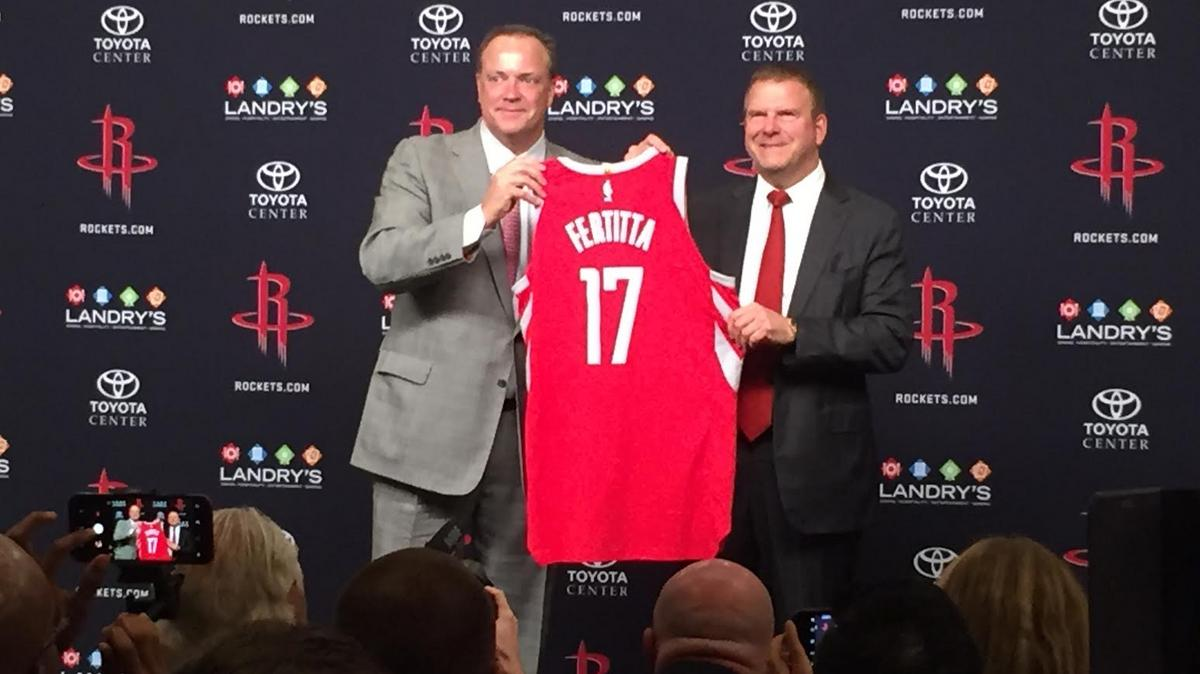 Houston rockets owner fertitta says nhl team could be in the works houston business journal