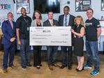 Amazon and partners give $50,000 to STEM education in Clay County