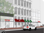 Designs for retail 'bump out' at 300 W. Pratt St. are nixed