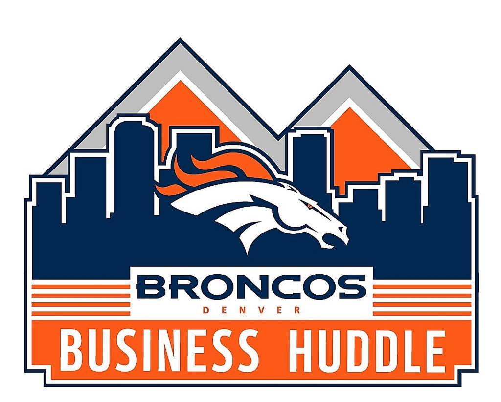 The Denver Broncos Business Huddle - Winning At Business