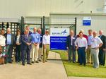Execs tour Global TransPark as it preps for aerospace pitches