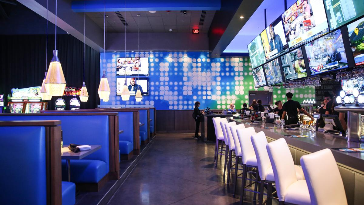 Dave Busters Prepares To Open At White Marsh Mall Baltimore