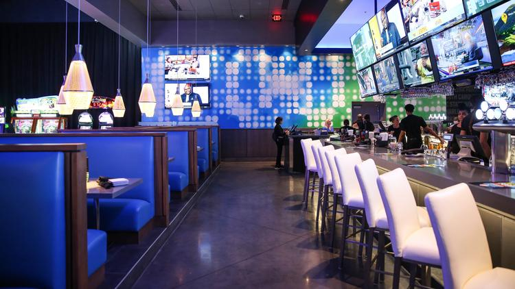 Dave And Buster S Is Planning To Open A New Location In The White Marsh Mall Around